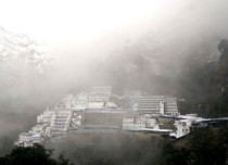 Vaishno Devi rain and Snowfall-YouTube 429