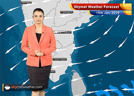 Weather Forecast Jan 19: Light rains over Kashmir, Himachal; rest parts of the country to remain dry