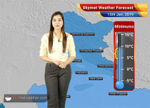Weather Forecast for Jan 15: Rain and snow in Himalayas, dry weather in Northern plains