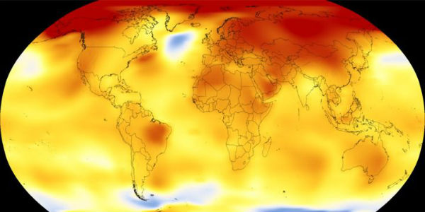 Climate Change: All Coldest years on Earth occurred almost a century ago