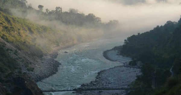 Mussoorie rains