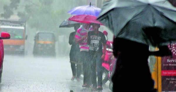 Madhya Pradesh and Chhattisgarh rains