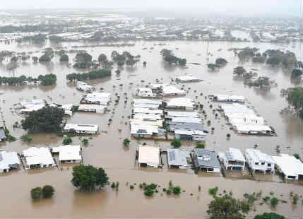 South Africa floods