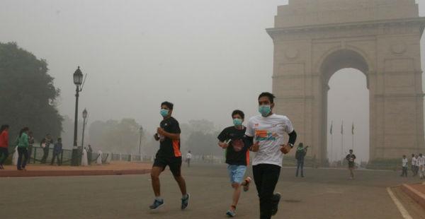Delhi Pollution--- CNN 600