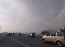 Delhi and NCR weather--Dev 429