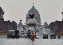 Delhi pre-Mosnoon rains_The Indian Express 429