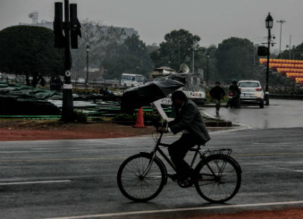 Delhi and NCR rains