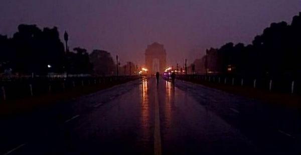 Delhi winter rains-Indian express 600