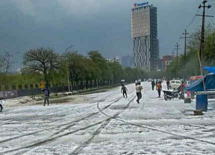 7 facts of Delhi Rains in February