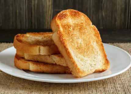 Bread Toast to cause pollution
