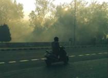Winter in Delhi, Gurugram