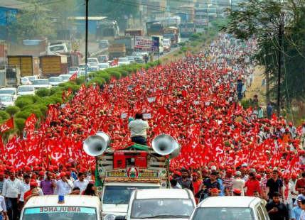 Farmers Long March