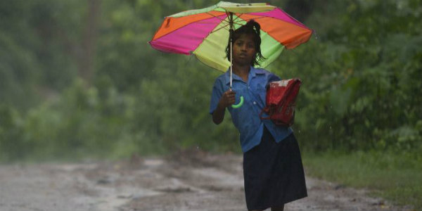 Multiple weather systems to give rain in Northeast India; hailstorm possible in parts