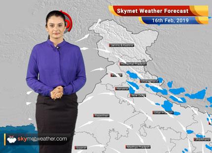 Weather Forecast Feb 16: Rains in Dehradun, Nainital, Mussoorie