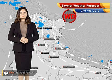 Weather Forecast for Feb 2: Gulmarg, Sonmarg, Uttarkashi to witness light rain and snow