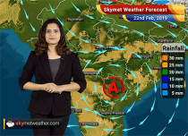 Weather Forecast for Feb 22: Rain in Himachal and Uttarakhand; dry weather in Delhi and NCR