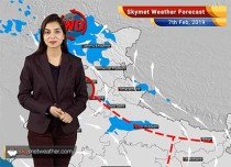 Weather Forecast for Feb 7: Rains ahead for entire India