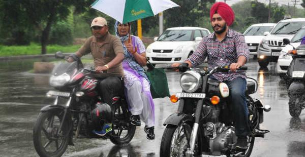 Punjab Rain Tribune India 600