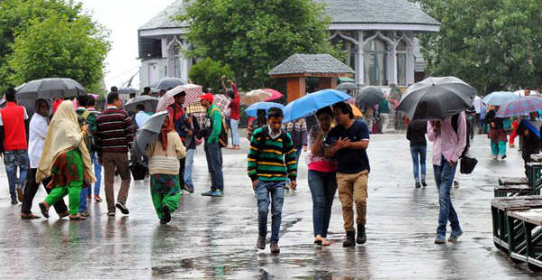Rain in Himachal Pradesh Indiamike 600