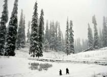 Rain-snow in Kashmir and Himachal_NDTV 429