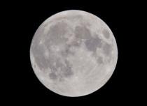 Snow moon