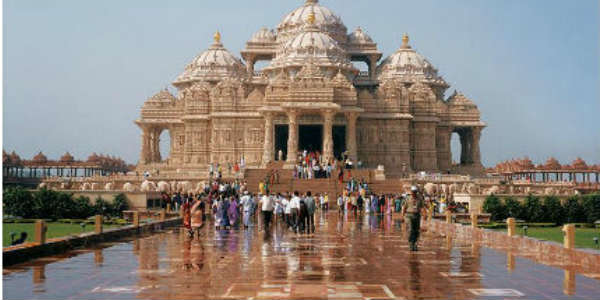 Weather in Gujarat