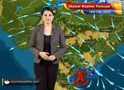 Weather Forecast Feb 18: Rain, snow in Kashmir, Himachal Pradesh and Uttarakhand likely