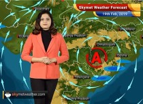 Weather Forecast Feb 19: Rain and snow in Jammu and Kashmir, Himachal Pradesh, Uttarakhand likely