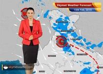 Weather Forecast Feb 15: Rains in Badrinath, Kedarnath, Ambala, Chandigarh