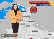 Weather Forecast for Feb 4: South Tamil Nadu, Jammu and Kashmir, Himachal Pradesh to witness spell of rain