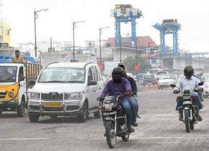 Hyderabad Pollution