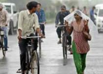 Rain in Bihar, Bengal
