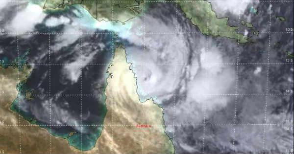Cyclone Trevor