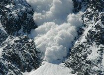 Avalanche In Himachal--OutlookIndia 429