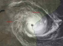 Storm Mozambique