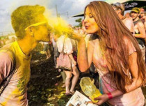 Delhi holi-Events High 429