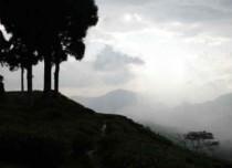 Rain In Darjeeling