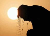 High temperatures in Mumbai