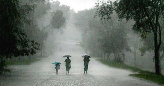 Rain in Odisha and Chhattisgarh