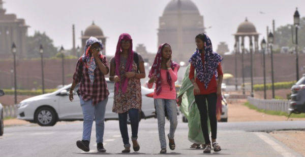 Heatwave in Delhi and NCR--IBTimes 600