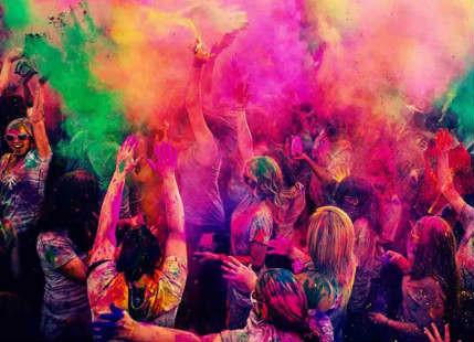 Holi Party in Mumbai