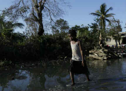 Cholera outbreak in Mozambique