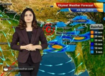 Weather Forecast for Mar 4: Rains likely over Delhi, Punjab, Haryana, Jharkhand, Bihar