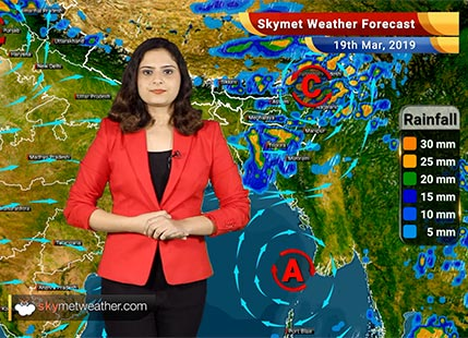 Weather Forecast for March 19: Rain in Pathankot, Gurdaspur, Kolkata, Vaishno Devi, Kedarnath likely