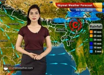 Weather Forecast for March 9: Relief from Heatwave in Bengaluru, Tamil Nadu, Delhi pollution in moderate category