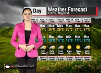 Weather Forecast for Nagaland from march 12 to March 18 | Skymet Weather