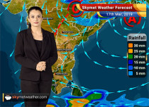 Weather Forecast March 17: Varanasi, Mirzapur, Gaya, Kolkata to witness rain; strong winds likely
