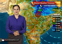 Weather Forecast March 25: Rain in Himachal, Uttarakhand, Haryana, Delhi, parts of Rajasthan, UP, MP and Chhattisgarh
