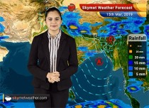 Weather Forecast March 15: Rain in Jharkhand, Odisha, West Bengal, Chhattisgarh and East MP likely
