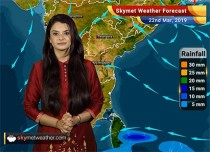 Weather Forecast March 22: Temperatures to rise across Northwest India, Rain in Odisha, Jharkhand